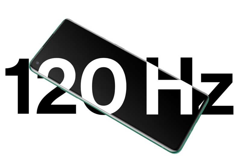 OnePlus 8Pro 120HZs