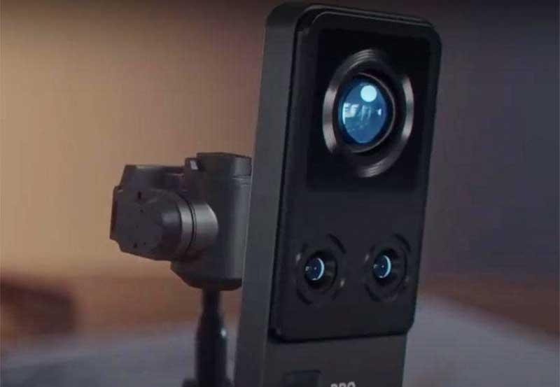Vivo X50- PTZ technology