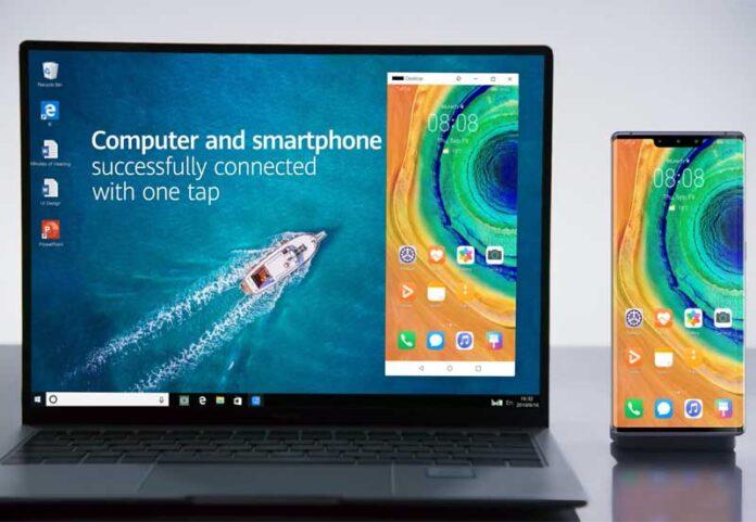 multi screen collaboration