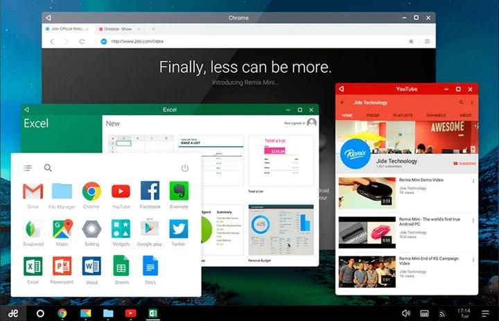 remix-os-desktop-android
