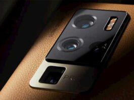 Vivo X50 Camera